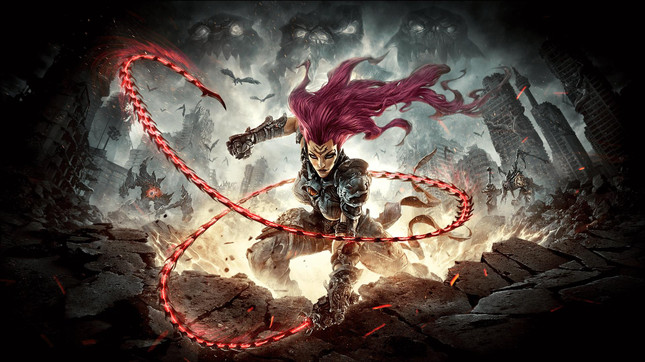 Darksiders III could be releasing this November