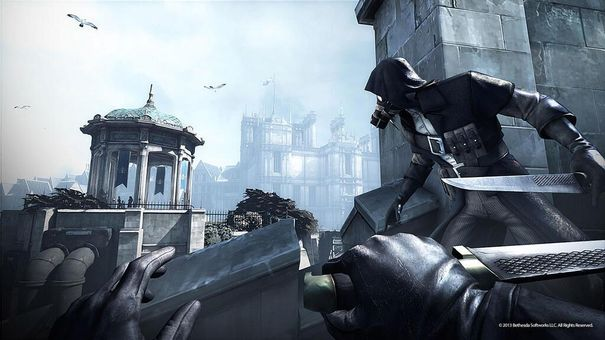 Dishonored's upcoming DLC will tell Daud's story