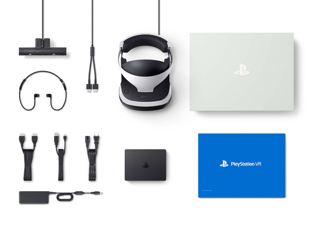New PlayStation VR model allows HDR pass through, has slimmer connection cable