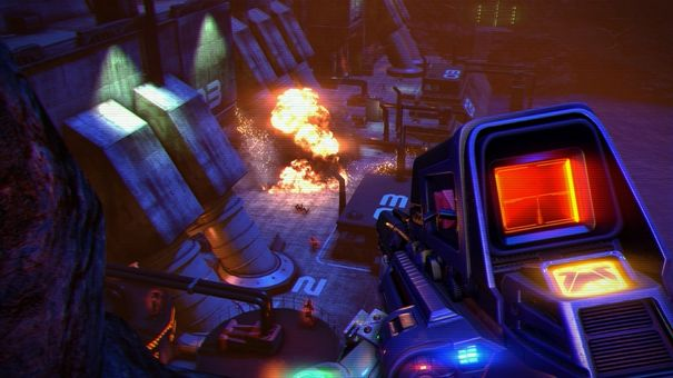Far Cry 3: Blood Dragon is actually a thing