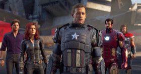 Crystal Dynamics release Marvel's Avengers footage