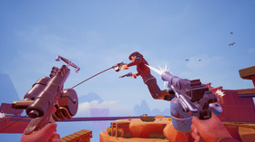 Kiwi FPS Sky Noon's first public test runs this weekend
