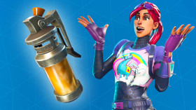 Fortnite Update 4.4 adds stink bomb and more
