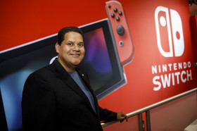 Reggie Fils-Aime is handing over the reins to Bowser