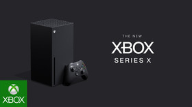 Xbox Scarlett is officially called the Xbox Series X