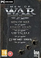 Men of War: The Ultimate Collection box art