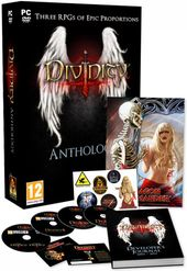 Divinity Anthology box art