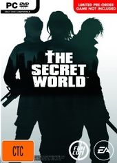 The Secret World box art