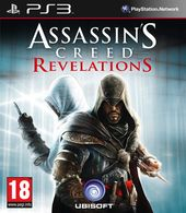 Assassin's Creed Revelations box art