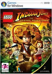 LEGO Indiana Jones: The Original Adventures box art