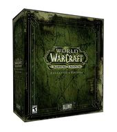 World of Warcraft: The Burning Crusade box art