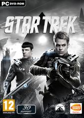 Star Trek box art
