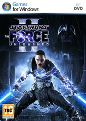 Star Wars: The Force Unleashed II box art