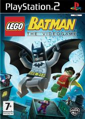 LEGO Batman: The Videogame box art