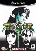 Soul Calibur II box art