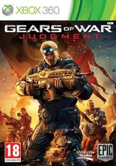 Gears of War: Judgment box art