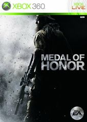Medal of Honor box art