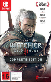 The Witcher 3: Wild Hunt Complete Edition box art