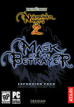 Neverwinter Nights 2: Mask of the Betrayer box art