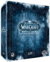 World of Warcraft: Wrath of the Lich King box art
