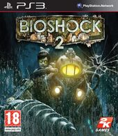 Bioshock 2 box art