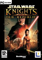 Star Wars Knights Of The Old Republic box art