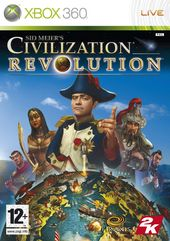 Sid Meier's Civilization Revolution box art
