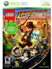LEGO Indiana Jones 2: The Adventure Continues box art
