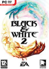 Black & White 2 box art