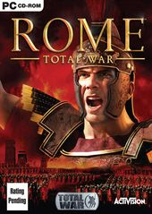 Total War Collection: Rome Gold box art