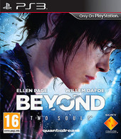 Beyond: Two Souls box art
