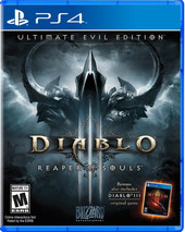 Diablo III: Ultimate Evil Edition box art
