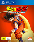 Dragon Ball Z Kakarot box art