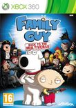 Family Guy: Back to the Multiverse box art