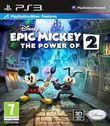 Epic Mickey 2: The Power of Two box art
