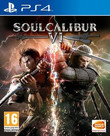 Soul Calibur VI box art