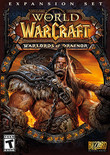 World of Warcraft: Warlords of Draenor box art