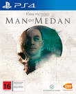 The Dark Pictures Anthology: Man of Medan box art