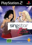 SingStar Rock Ballads box art
