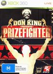 Don King Presents: Prizefighter box art