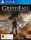 Greedfall box art