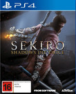 Sekiro: Shadows Die Twice box art