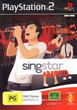 SingStar Amped box art