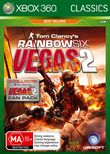 Tom Clancy's Rainbow Six: Vegas 2 Complete Edition box art
