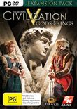 Sid Meier's Civilization V: Gods & Kings box art