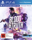Blood & Truth box art