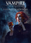 Vampire: The Masquerade – Coteries of New York box art