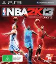 NBA 2K13 box art