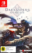 Darksiders Genesis box art