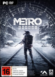 Metro Exodus box art